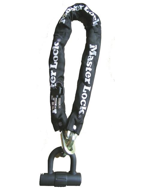 Masterlock 8234 Kettenschloss 10 mm x 900 mm schwarz